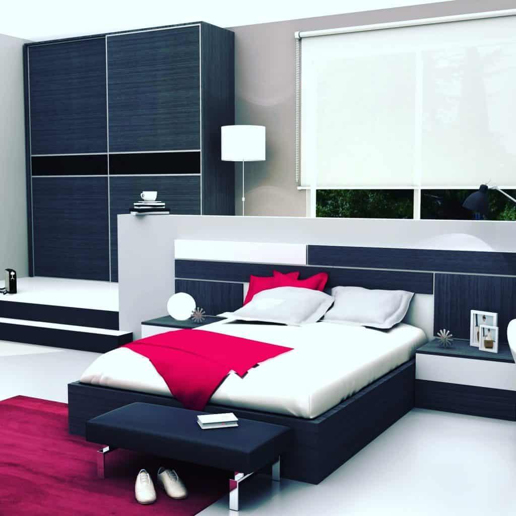dormitorio completo a medida